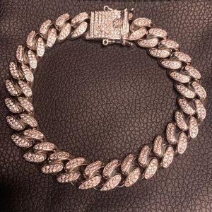 Men's Cuban Link Bracelet